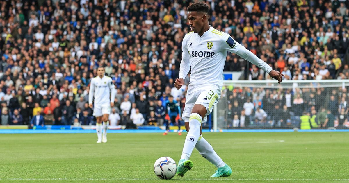 Leeds United news as Kristoffer Klaesson deal nears completion and Junior Firpo serenaded