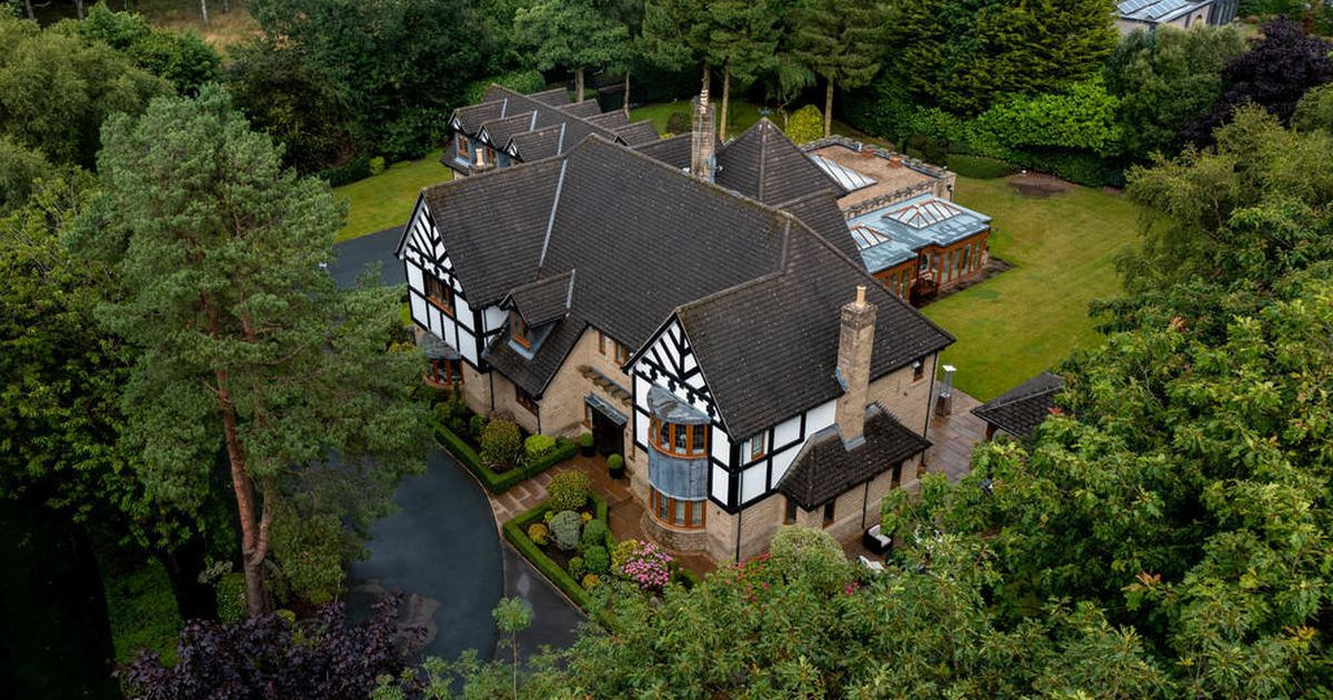 Inside the 'best home in Leeds' with sauna, spa and swimming pool on sale for £3.5m
