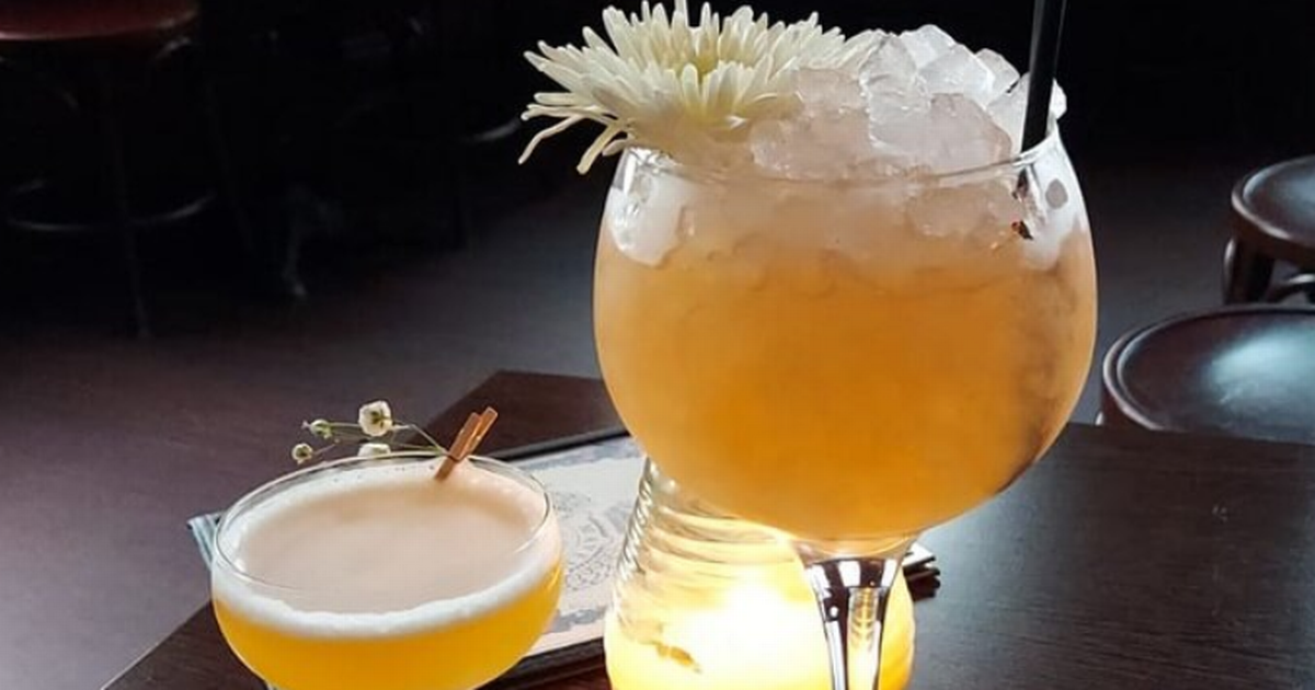 The 'secret' Leeds cocktail bar with 'world class' drinks that people absolutely love