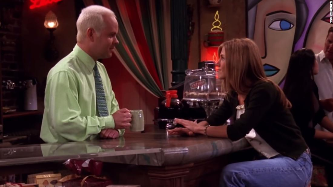 James Michael Tyler: Jennifer Aniston leads tributes to 'Friends' actor following his death