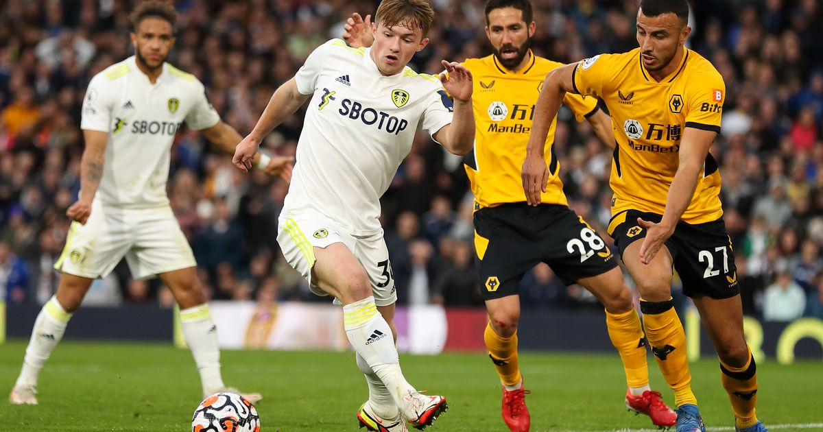 Leeds United fans will love what players did after Joe Gelhardt's game-changing performance