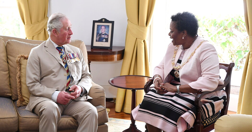 Barbados Elects Its First Head of State, Replacing Queen Elizabeth
