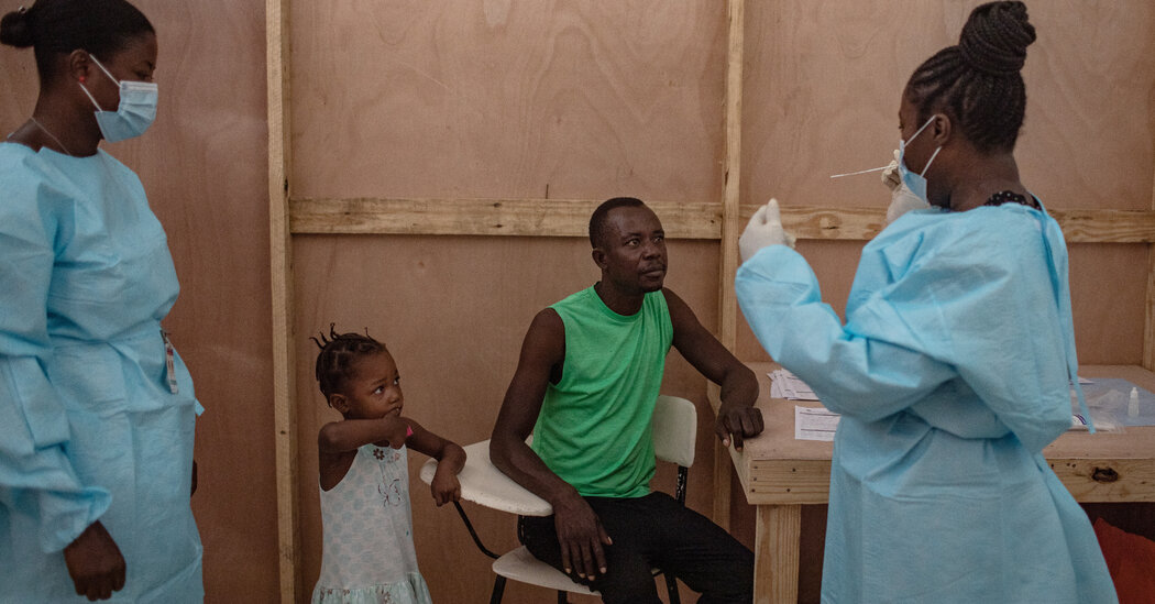 Caribbean Nations Struggle With Covid Vaccination Rates
