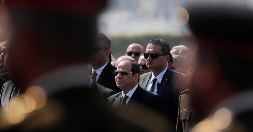 Egypt's Leader Ends State of Emergency, Says It's No Longer Needed