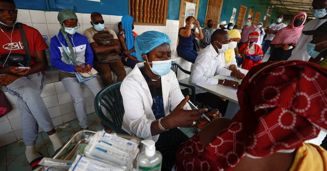 Moderna to Sell Up to 110 Million Covid Vaccine Doses to African Countries